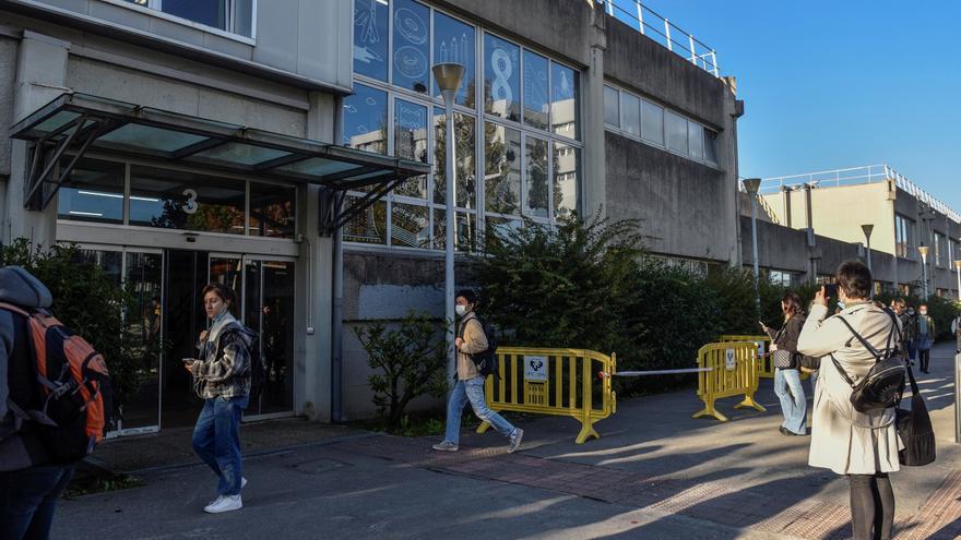 El joven que disparó en la Universidad del País Vasco pasa a disposición judicial