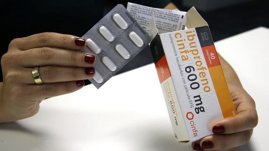 ¿Qué hay de cierto en la relación entre ibuprofeno y coronavirus?