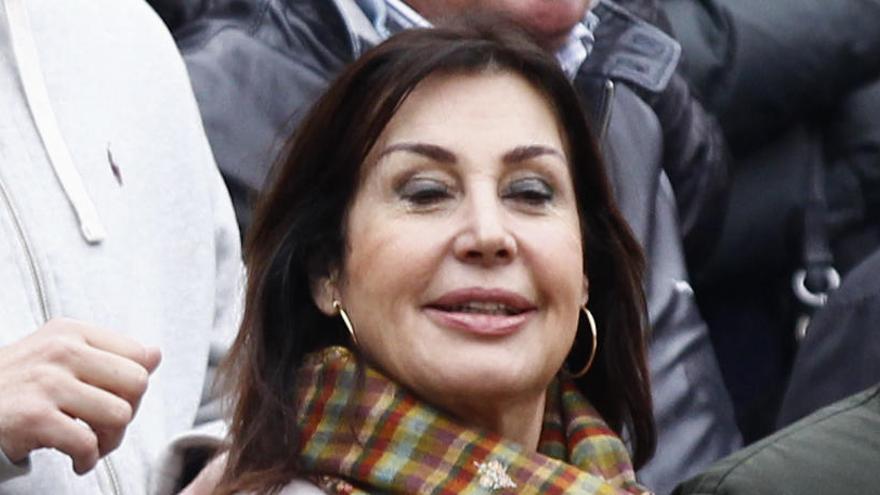 Carmen Martínez-Bordiú pide el título de duquesa de Franco