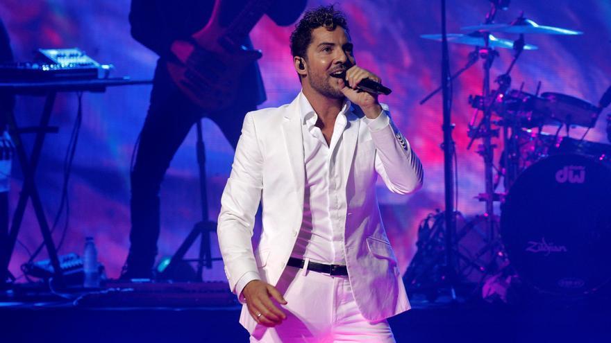 David Bisbal cancela su concierto en València