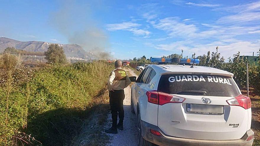 Sueca eleva la presión contra los dueños de  campos en desuso  al aumentar los incendios