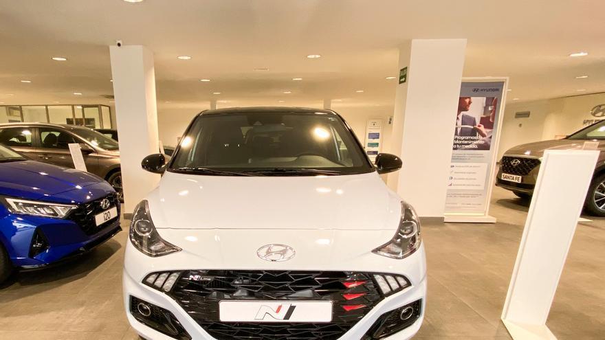Hyundai aterriza en la Feria del Automóvil con una amplia oferta