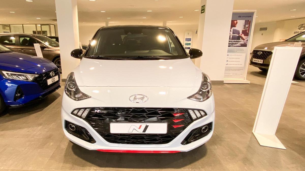 Autiber Motor ofrecerá su gama N de vehículos Hyundai en la Feria del Automóvil.