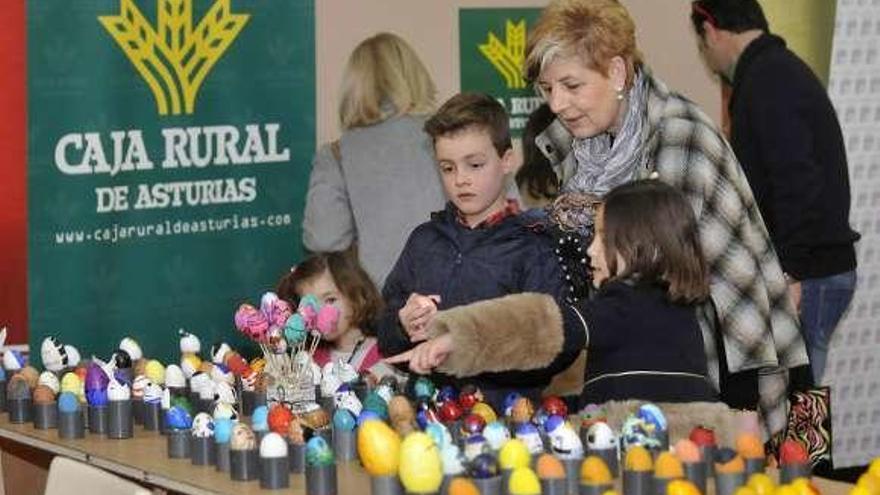 Cinco verbenas amenizarán las fiestas de Pascua y Huevos Pintos en Sama