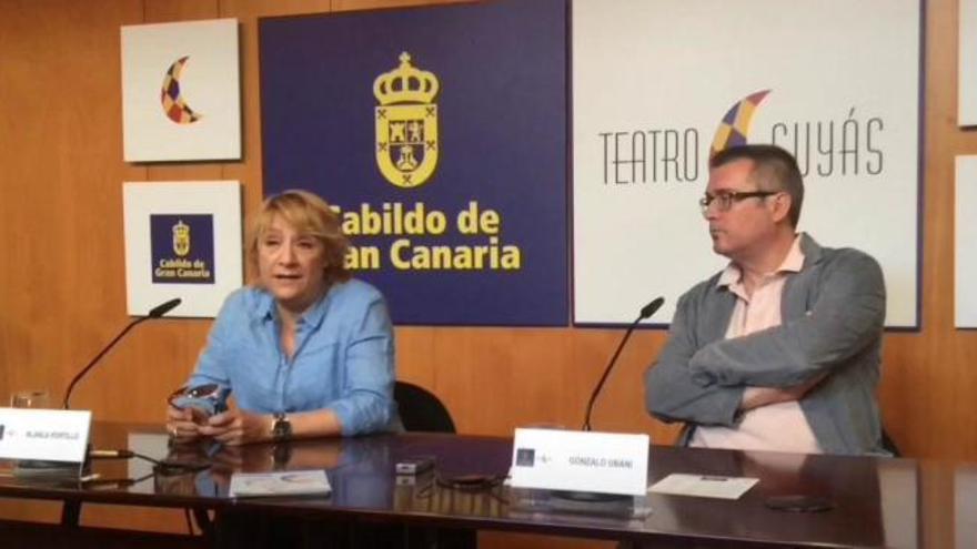 Blanca Portillo regresa al Teatro Cuyás con 'El cartógrafo' de Juan Mayorga