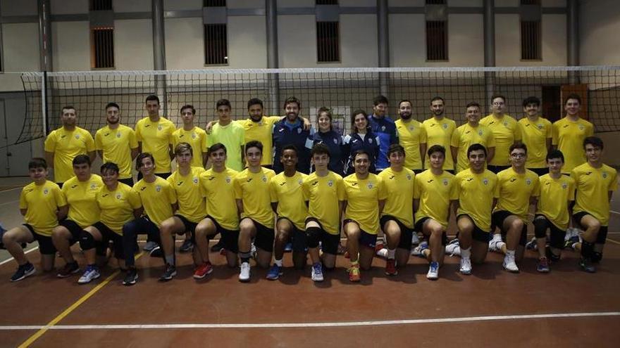 UCV y Salesianos competirán en la Primera Andaluza