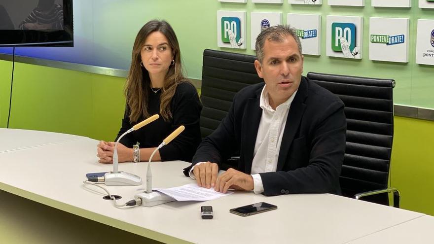 """El PP exige una comisión urgente a Lores, Da Silva y Macenlle por el """"caso de los semáforos"""""""