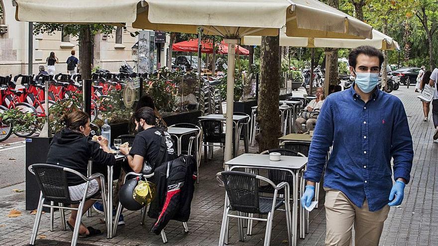 Torra recomienda en Barcelona un confinamiento voluntario