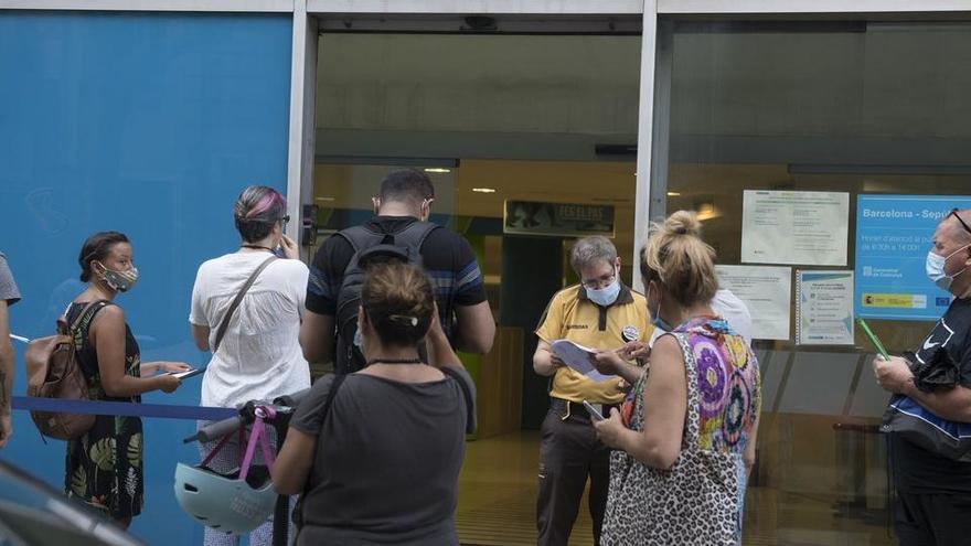 Las empresas en ERTE deberán volver a tramitar el paro para sus trabajadores