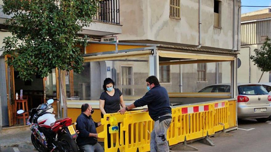 Los ayuntamientos de Manacor e Inca se activan para ayudar a la restauración