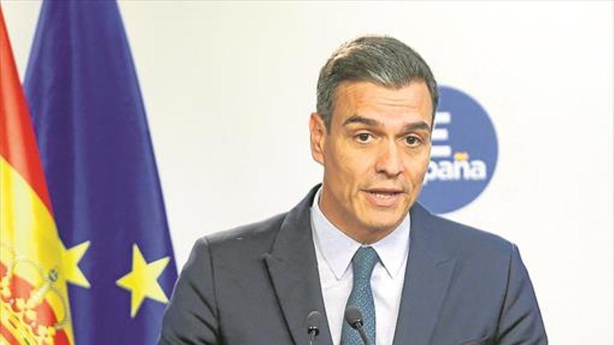 El PSOE acusa a Unidas Podemos de paralizar las negociaciones