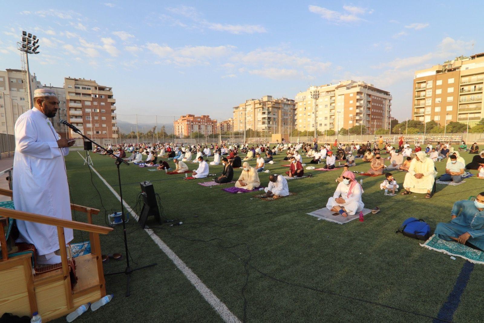 La celebración de la Fiesta del Cordero en Santiago el Mayor