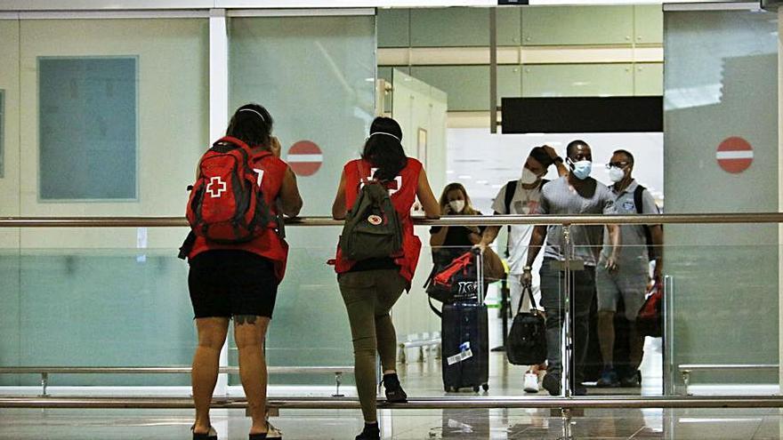 El Govern central diu que la flexibilització a turistes britànics no és gratuïta