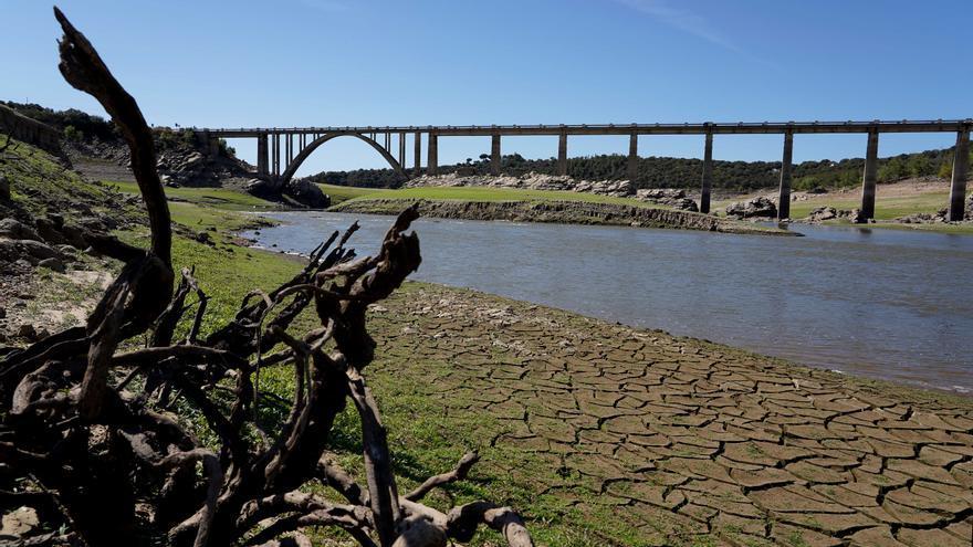 La reserva hídrica de los embalses del Duero se encuentra al 53,5%