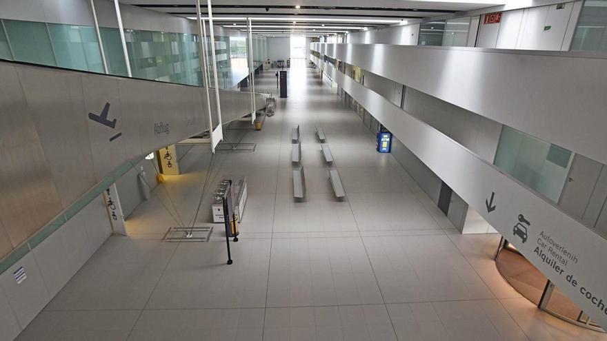 Unidas Podemos se opone a nombrar a Corvera 'Aeropuerto Juan de la Cierva'