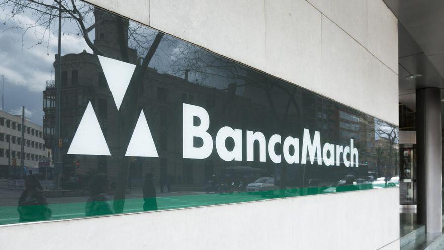 Banca March adelanta al 7 de abril el pago de las prestaciones por desempleo