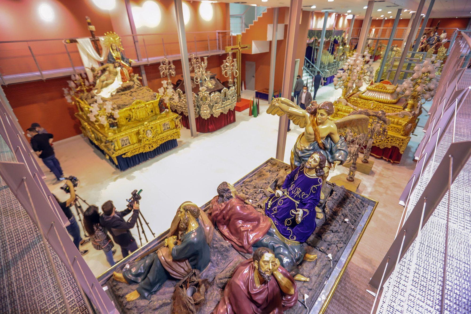 El Museo de la Semana Santa de Callosa reabre tras su rehabilitación