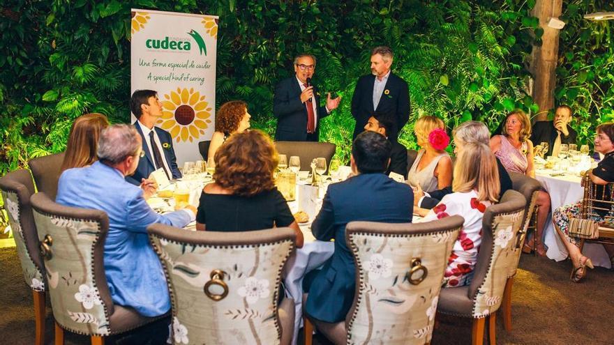 Cudeca recauda 16.000 euros en su cena de gala solidaria