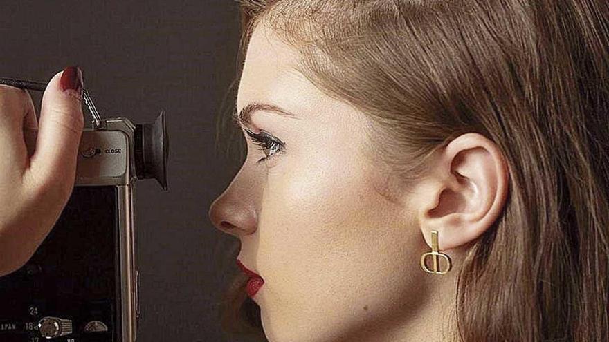 Stella del Carmen la hija de Antonio Banderas y Melanie Griffith debuta como modelo