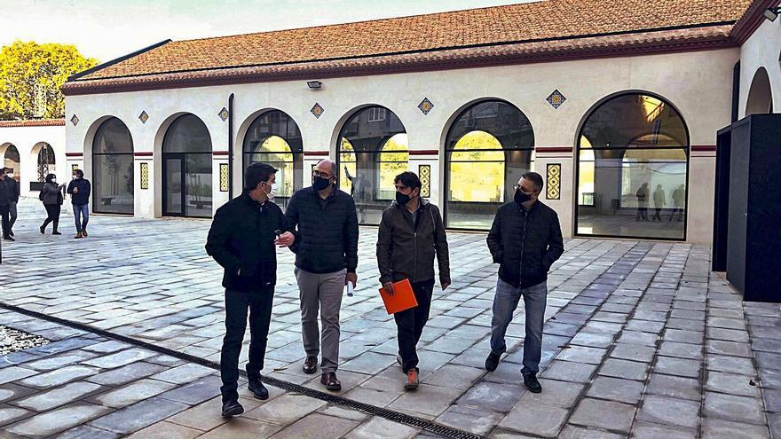 Concluye la primera fase de obras del Museu Tèxtil tras una inversión de 910.000 euros