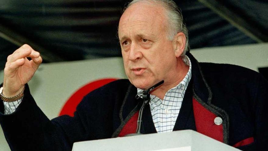Arzalluz, el nacionalista vasco que viró del pactismo al soberanismo