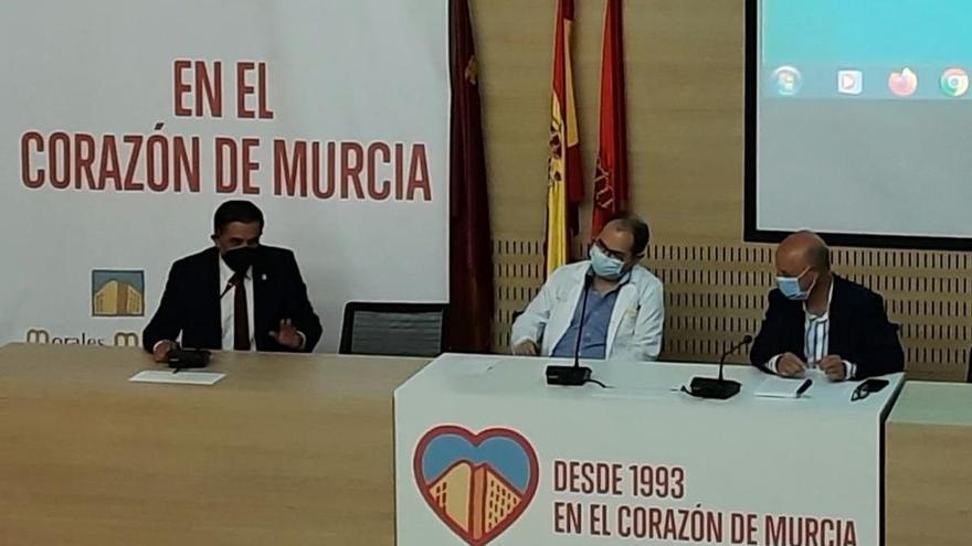Rafael Pérez, nuevo jefe de Urgencias del hospital Morales Meseguer