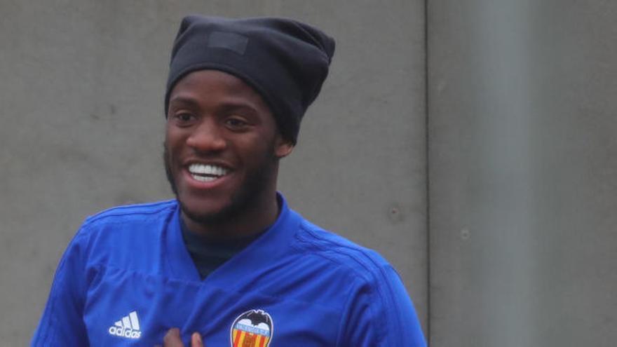 Batshuayi, ex del Valencia, tiene nuevo equipo