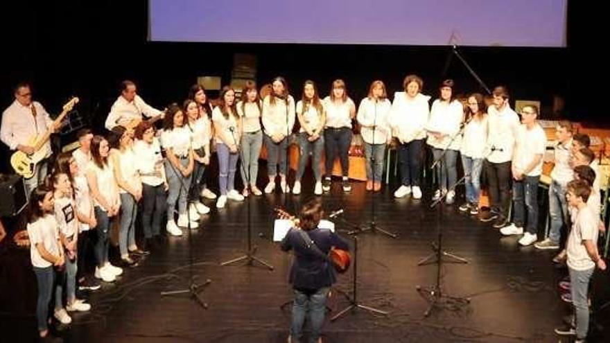 El coro del Losada Diéguez acude al Encontro Musical de Alumando de Secundaria