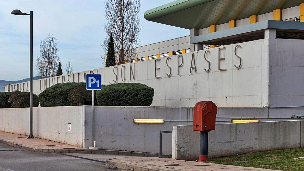 La sentencia se refiere a un nombramiento en el hospital de Son Espases.