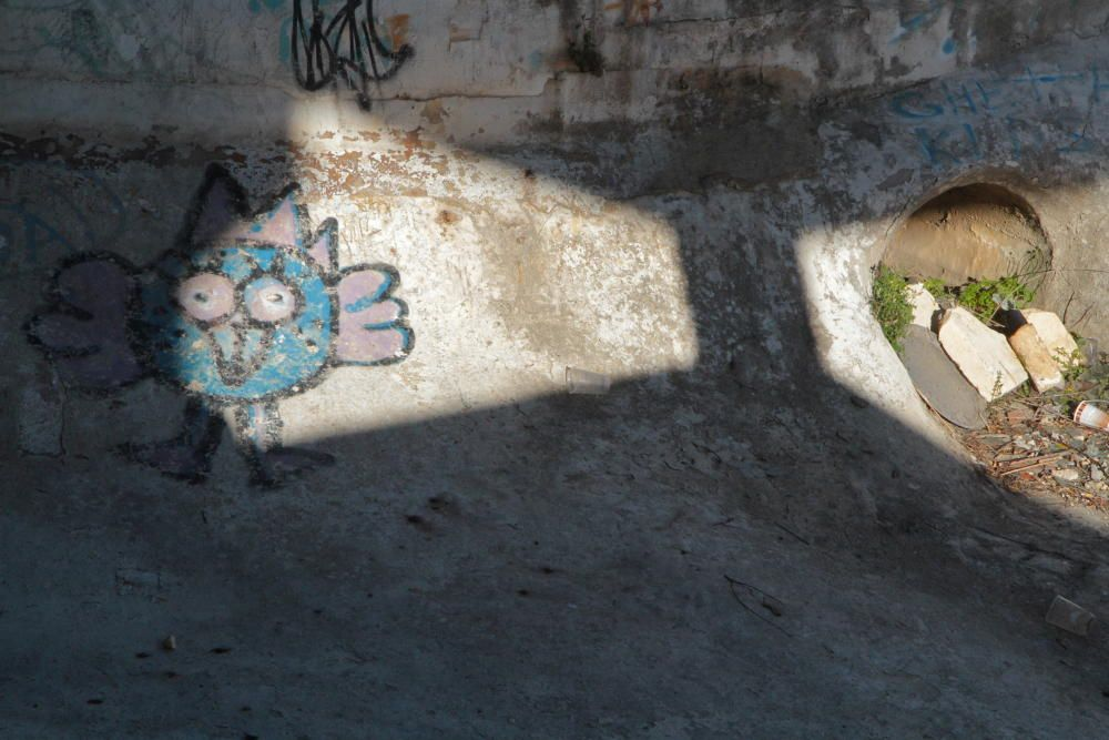 Disco-Ruine Es Fogueró in Alcúdia