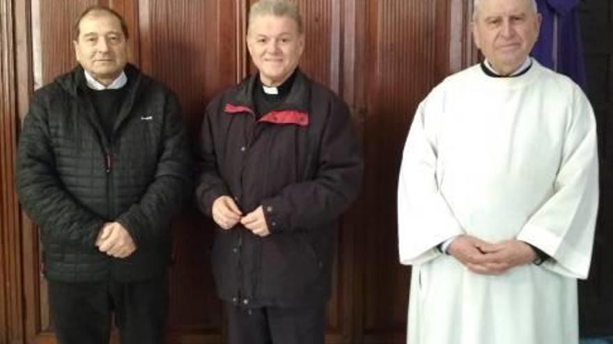 El arzobispo nombra a José Cascant canónigo de la Colegiata de Gandia