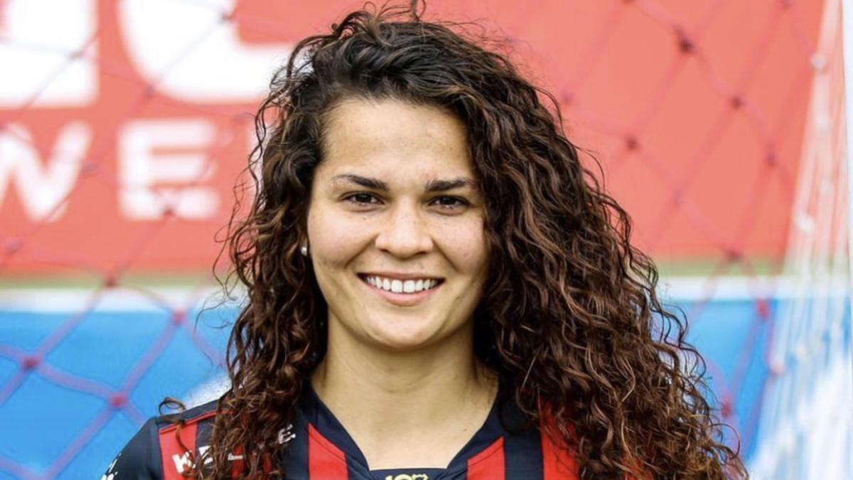 La portera Noelia Bermúdez, primer fichaje del Dépor Abanca para la próxima temporada