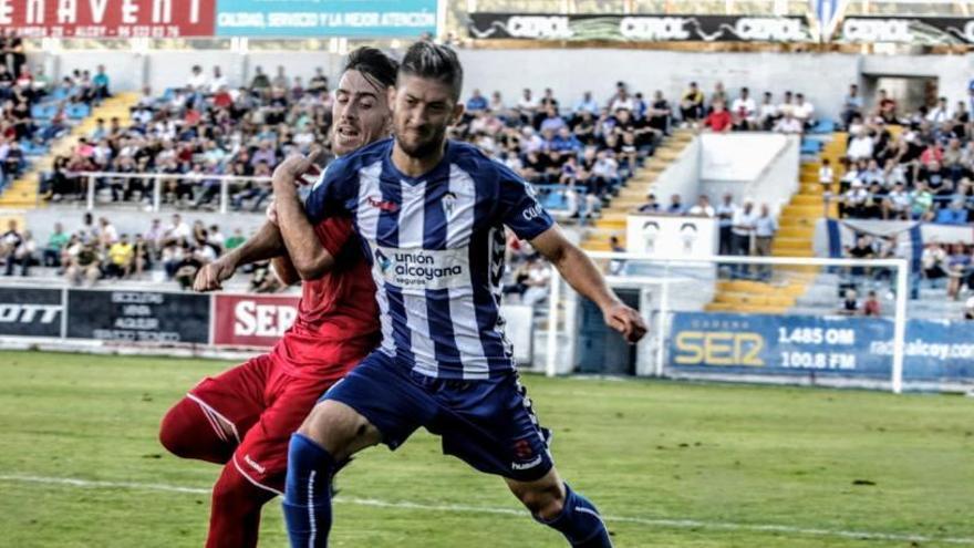 El Alcoyano, eliminado de la Copa Federación por alineación indebida