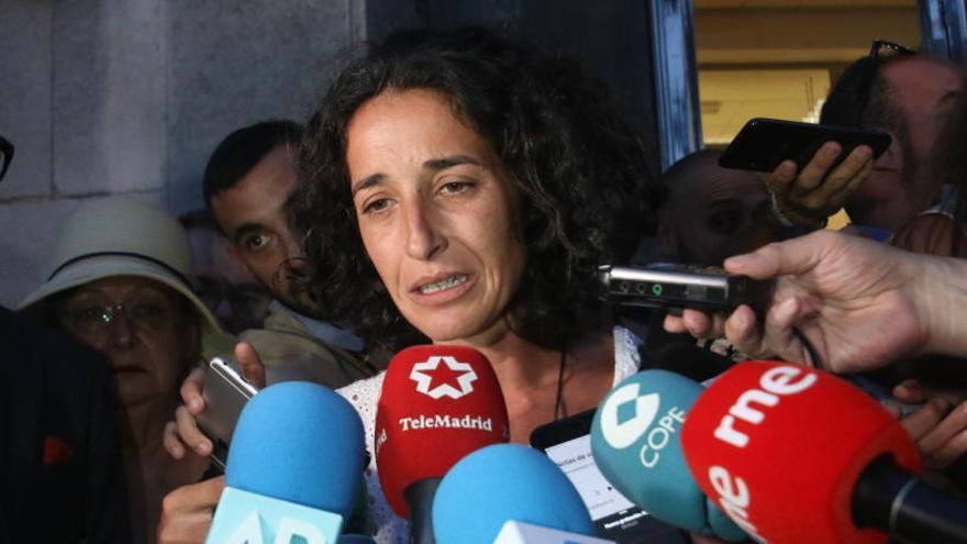 La madre de Gabriel Cruz pide controlar a su acosador
