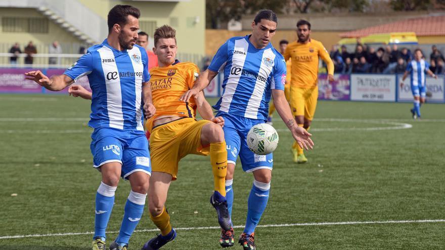 Victorias con remontada de Atlético Baleares y Mallorca B