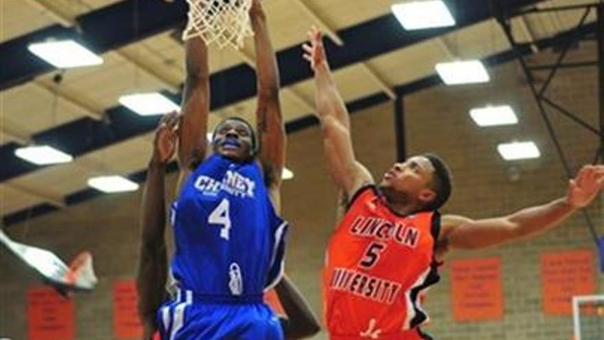 El Real Murcia Basket ficha a DeShawn Curtis