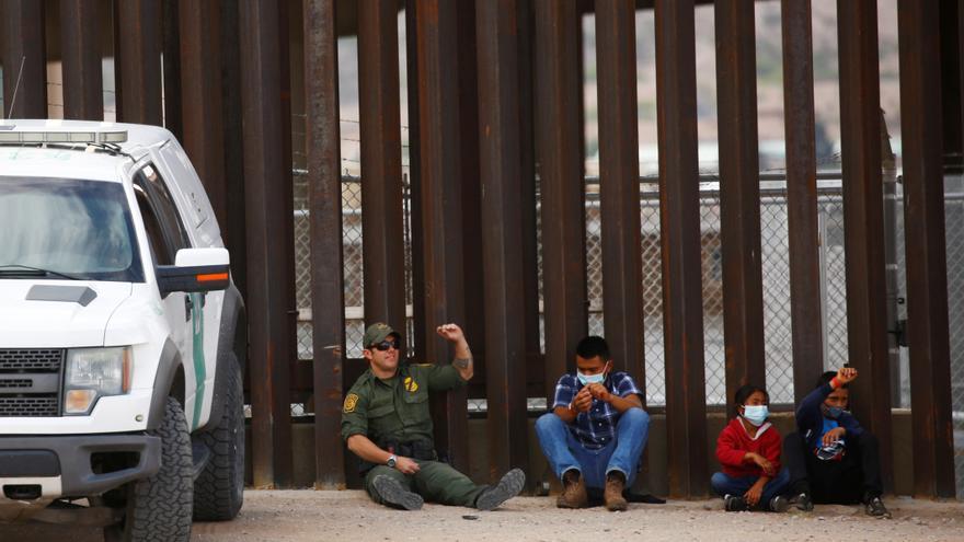 Muere de calor un inmigrante sin papeles tras cruzar la frontera entre México y EEUU