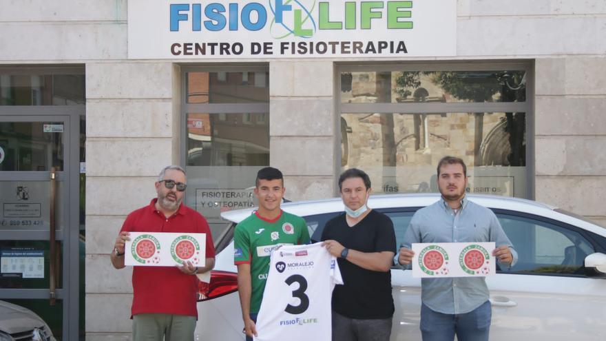 Dani Revilla se suma al proyecto del InterSala Zamora
