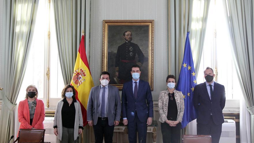 """Castilla y León reclama una financiación autonómica """"más justa"""" para la comunidad"""