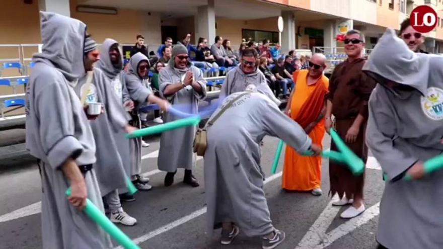 Lunes de Carnaval en Cabezo de Torres