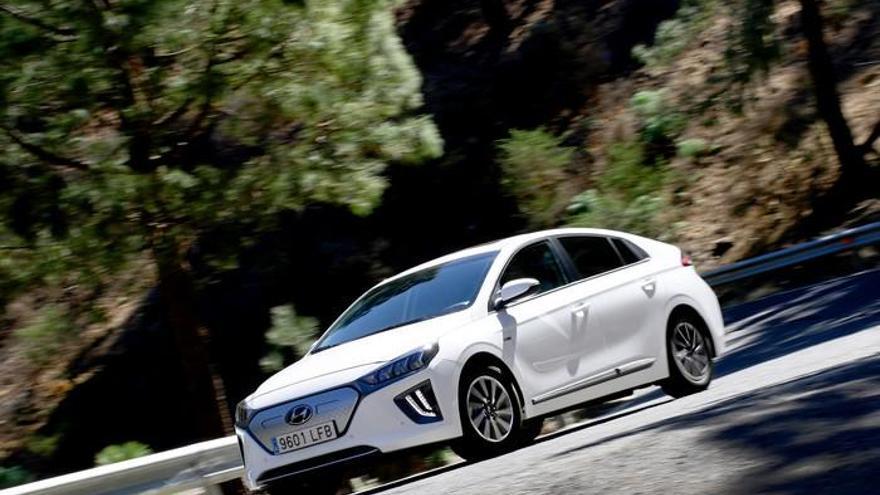 Hyundai Ioniq Eléctrico: Nuevas armas para llegar más lejos