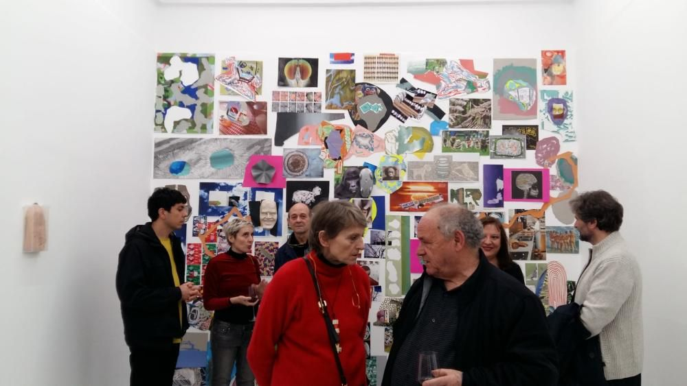 La Galería Aural inaugura sede en Madrid