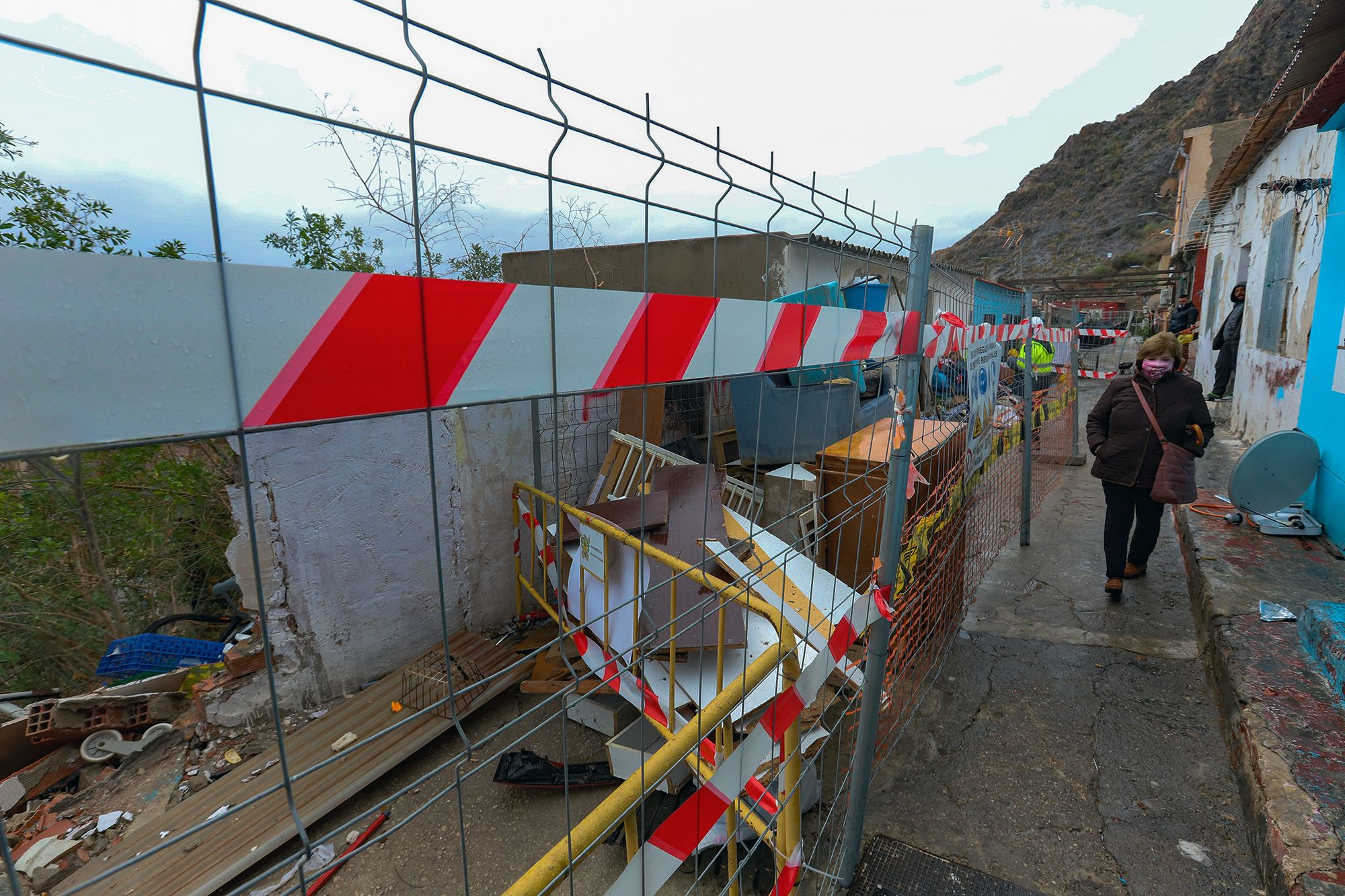 Comienzan las obras en la calle San Bruno de Callosa de Segura