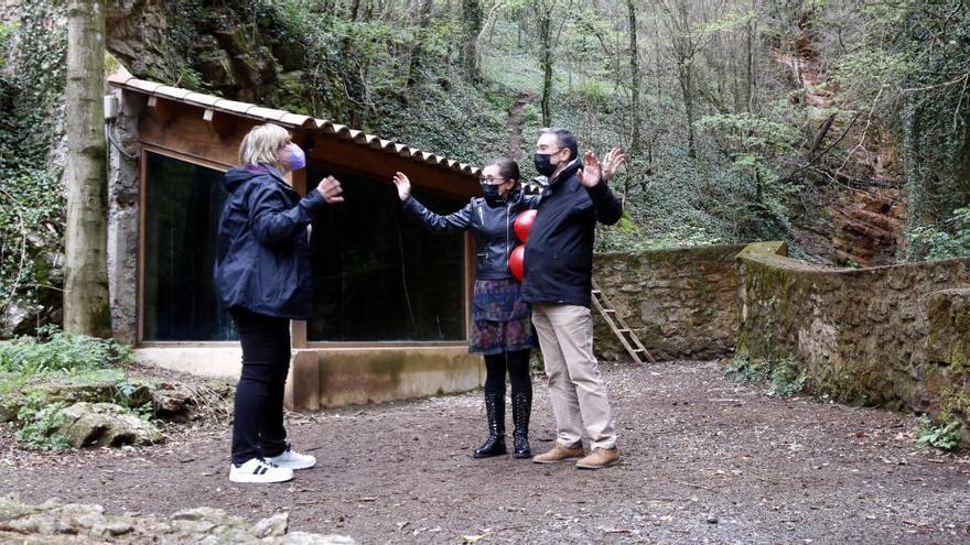 Fer teràpia de parella en un bosc, la proposta d'una 'coach' del Ripollès per ajudar a «fer créixer» la relació