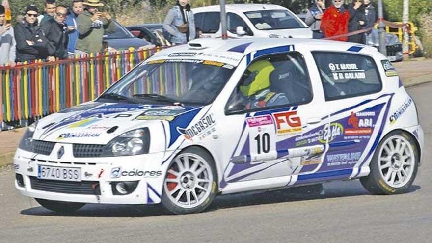 Mayol gana en el Rallysprint de Santanyí y Pizá se lleva el título