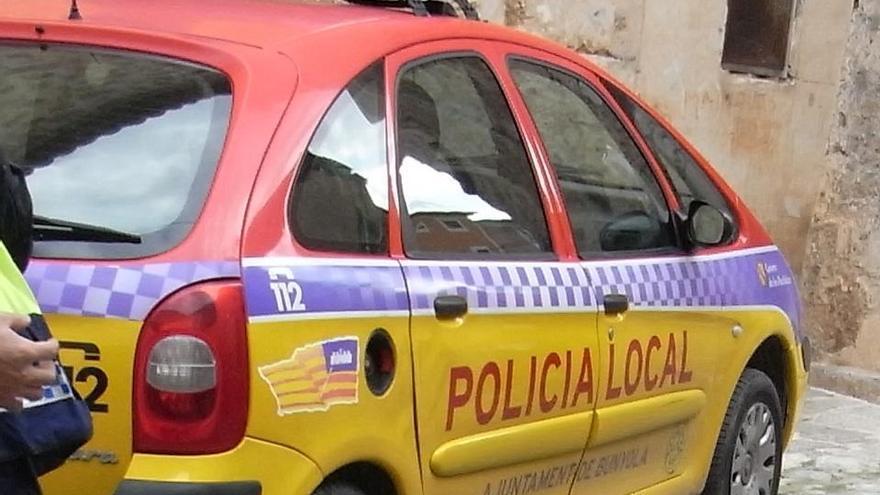 Detenido un conductor ebrio tras una peligrosa persecución policial en Bunyola