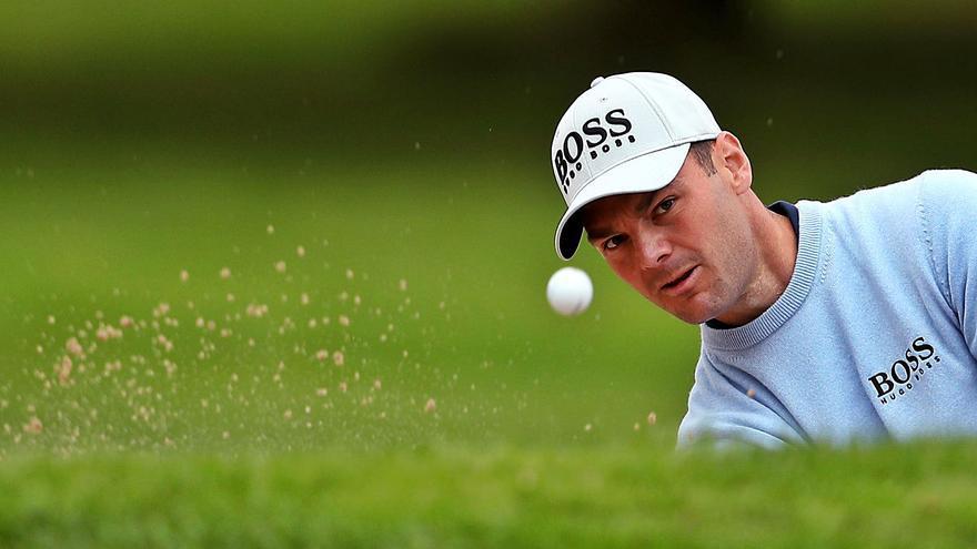 Auf Mallorca dem Golf-Profi Martin Kaymer über die Schulter schauen