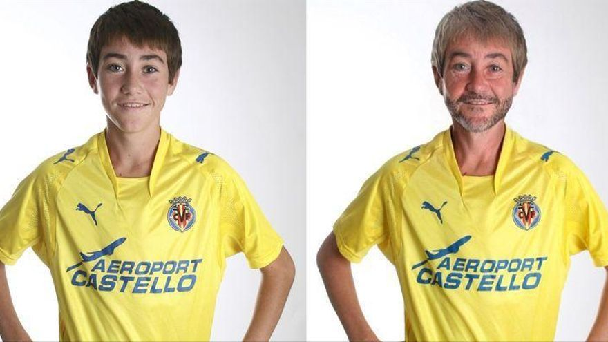 El Villarreal oficializa el fichaje de Moi Gómez... por FaceAPP