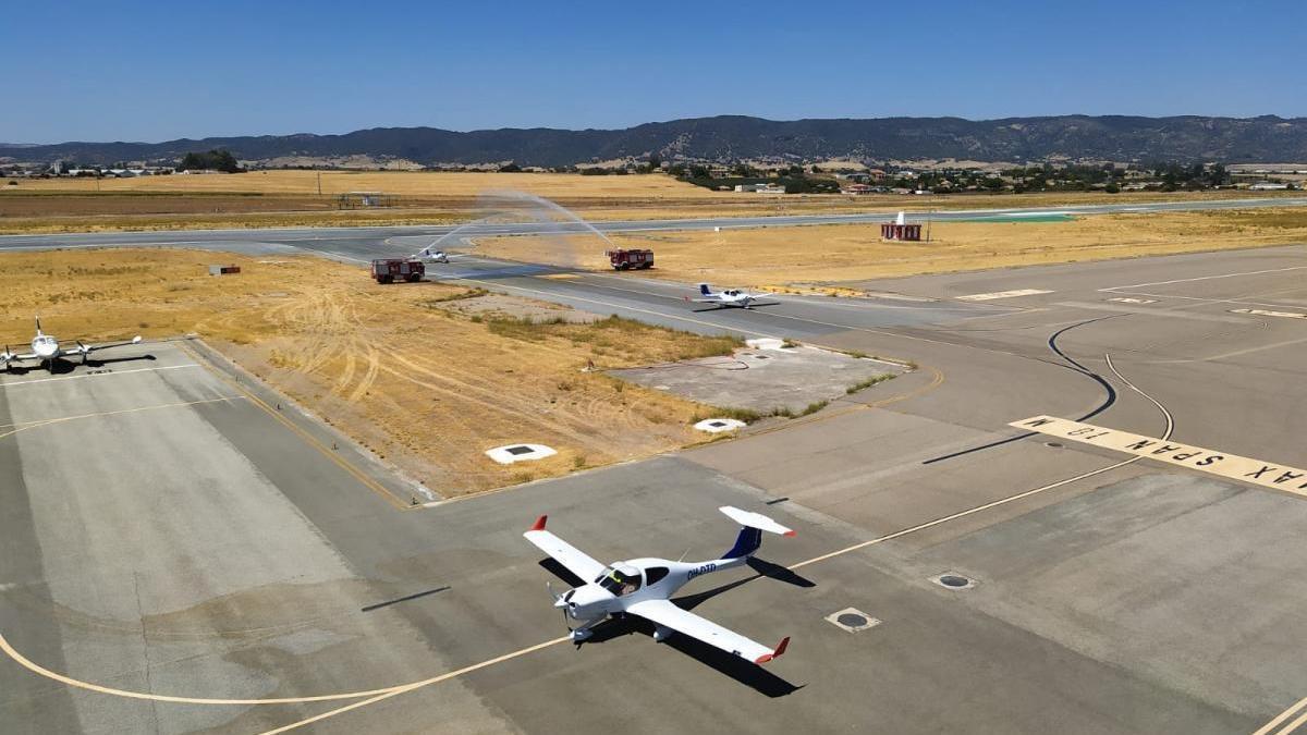 El aeropuerto de Córdoba podrá ofrecer vuelos nocturnos a partir del 30 de enero