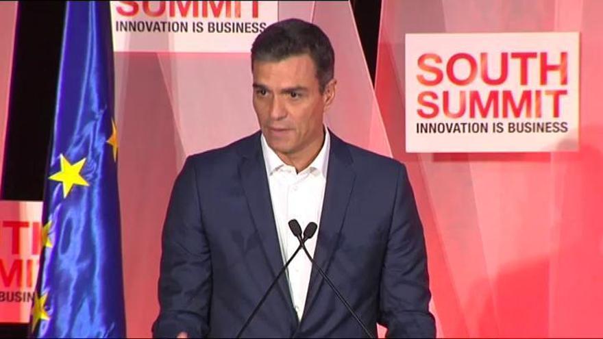 Sánchez mantiene sus planes con los presupuestos pese a la amenaza de Torra